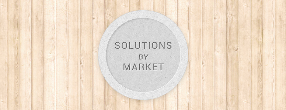 Simulation Solutions by Market Segment